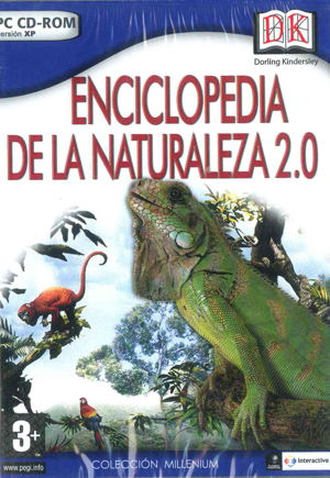 Ver ENCICLOPEDIA DE LA NATURALEZA 20 PC