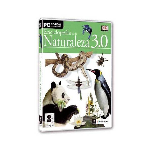 Enciclopedia De La Naturaleza 30 Pc