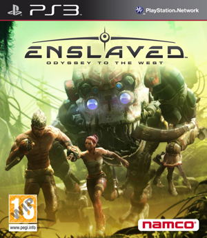 Enslaved Odissey To The West Ps3