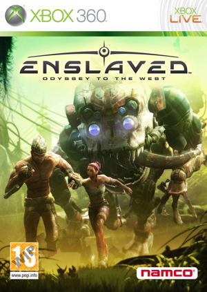 Enslaved Odissey To The West X360