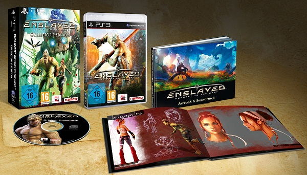Enslaved Odyssey To The West Collector Edition Ps3