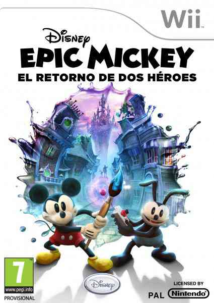 Epic Mickey 2 The Power Of Two Wii