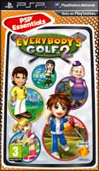 Everybodys Golf 2 Essential Psp