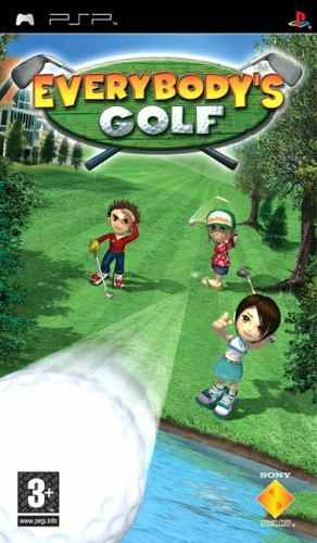 Everybodys Golf Psp