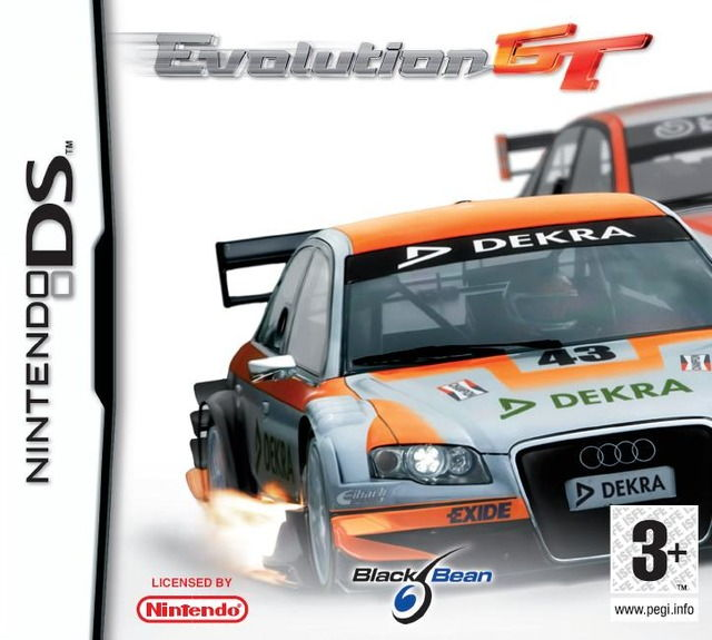Evolution Gt Nds