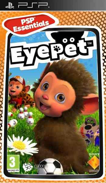 Eye Pet Essentials Psp