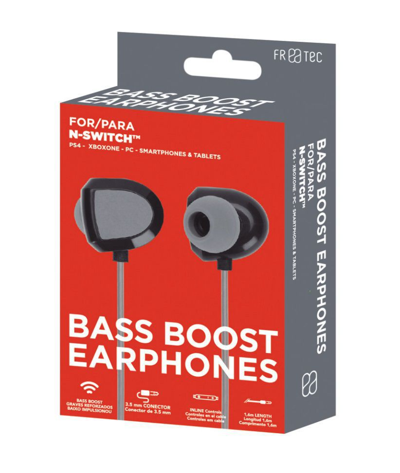 Ver Earphones Freetec N Switch