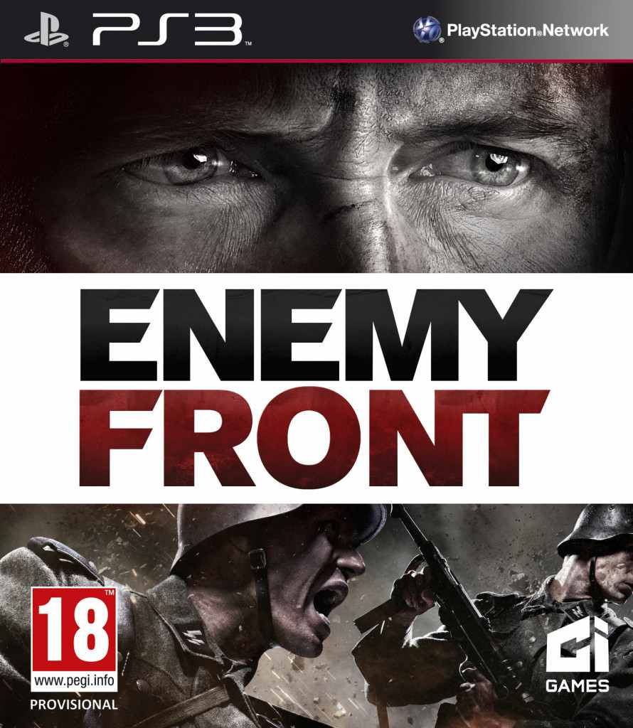 Ver Enemy Front Ps3