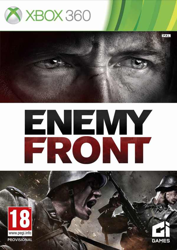 Ver Enemy Front X360