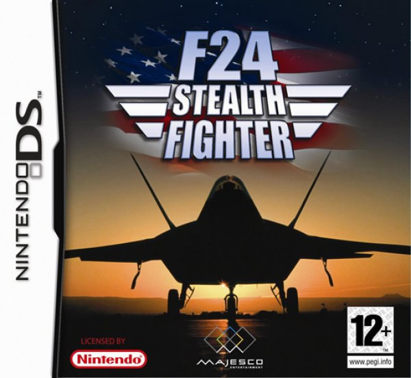 Ver F 24 Stealth Fighter Nds