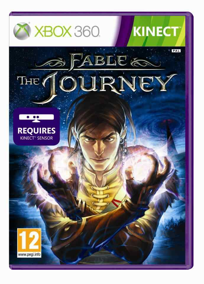 Fable The Journey X360 Kinect