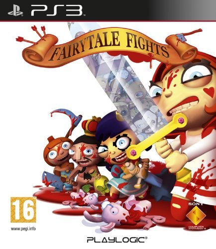 Ver FAIRYTALE FIGHTS PS3