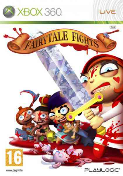 Ver FAIRYTALE FIGHTS X360
