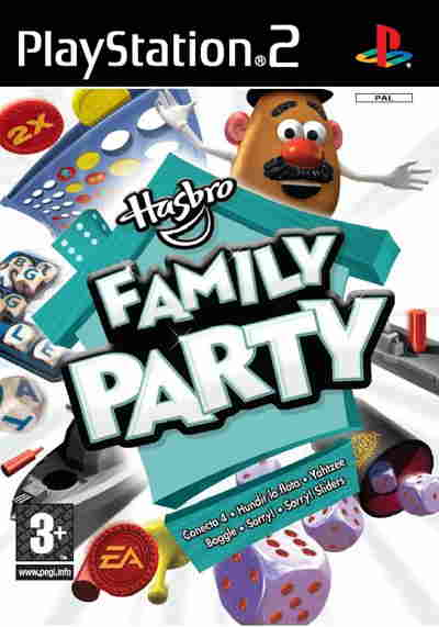 Family Party  Value Games  Ps2