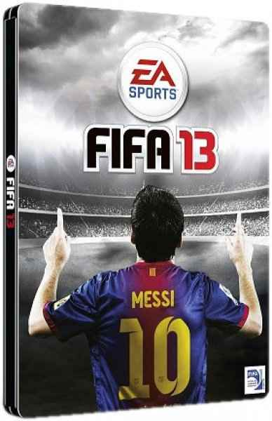 Fifa 13 Edicion Leo Messi Ps3