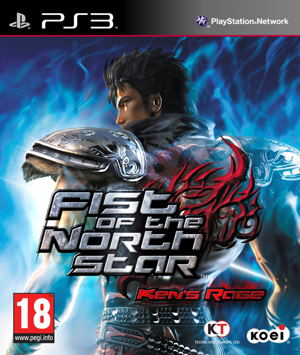 Fist Of The North Star Ps3