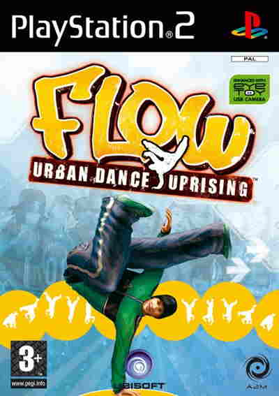 Flow Urban Dance Uprising Ps2