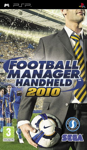 Ver FOOTBALL MANAGER 10 PSP