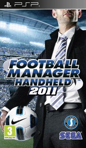 Ver FOOTBALL MANAGER 2011 PSP