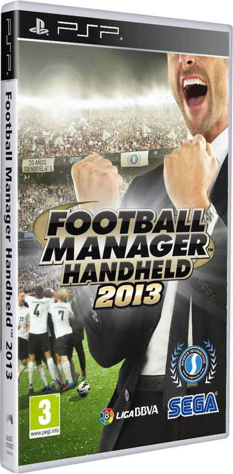 Ver FOOTBALL MANAGER 2013 PSP