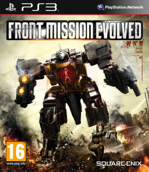 Ver FRONT MISSION EVOLVED PS3