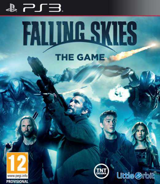 Ver Falling Skies The Game Ps3