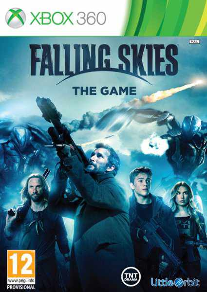 Ver Falling Skies The Game X360