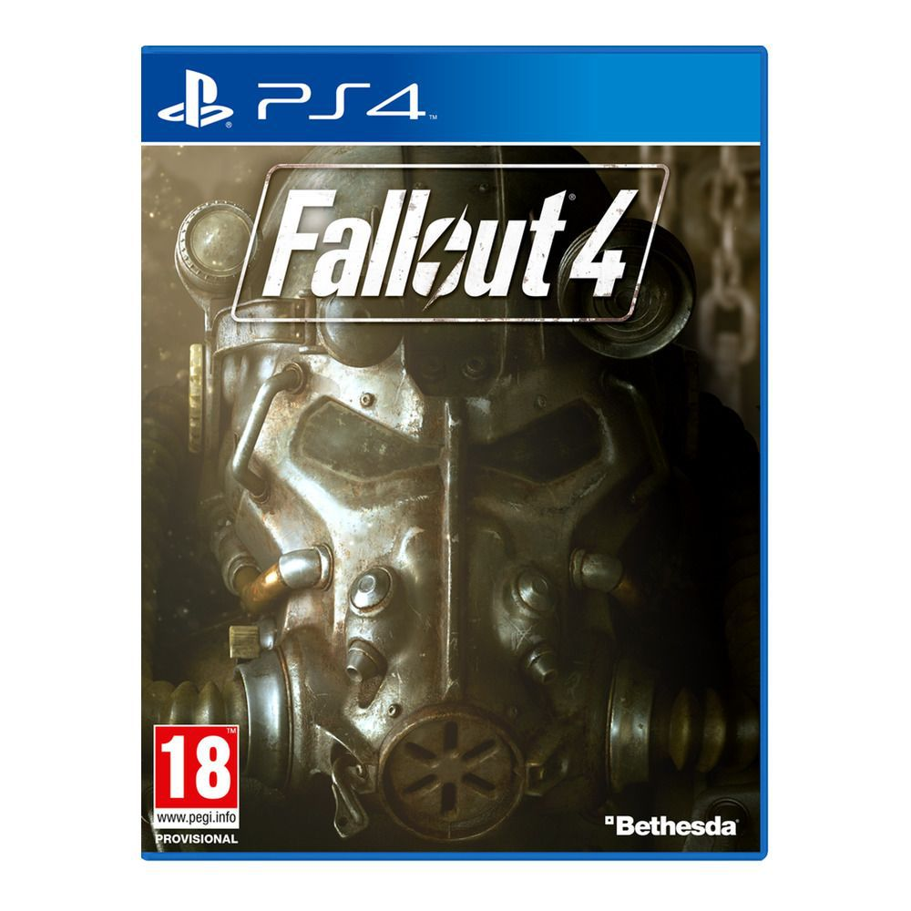 Ver Fallout 4 Ps4