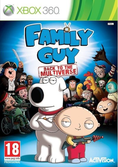 Family Guy  Padre De Familia  X360