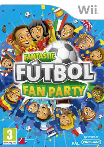 Fantastic Futbol Fan Party   Supervivientes Wii