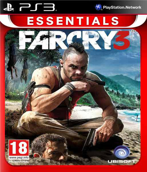 Ver Far Cry 3 Essentials Ps3