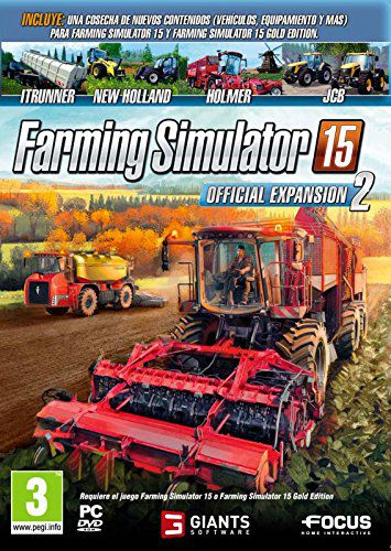 Ver Farming Simulator 15 Official Expansion 2 Pc