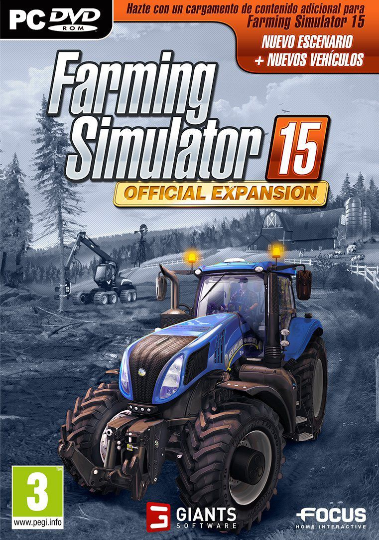 Ver Farming Simulator 15 Official Expansion Pc