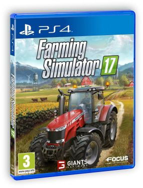 Ver Farming Simulator 17 Ps4