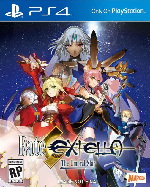 Ver FateExtella The Umbral Star Ps4