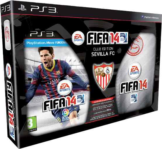 Fifa 14 Bonus Club Ed Sevilla Ps3