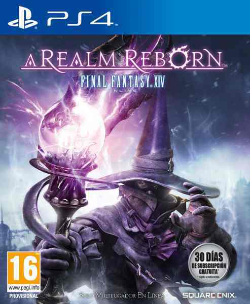 Final Fantasy Xiv A Realm Reborm Ps4