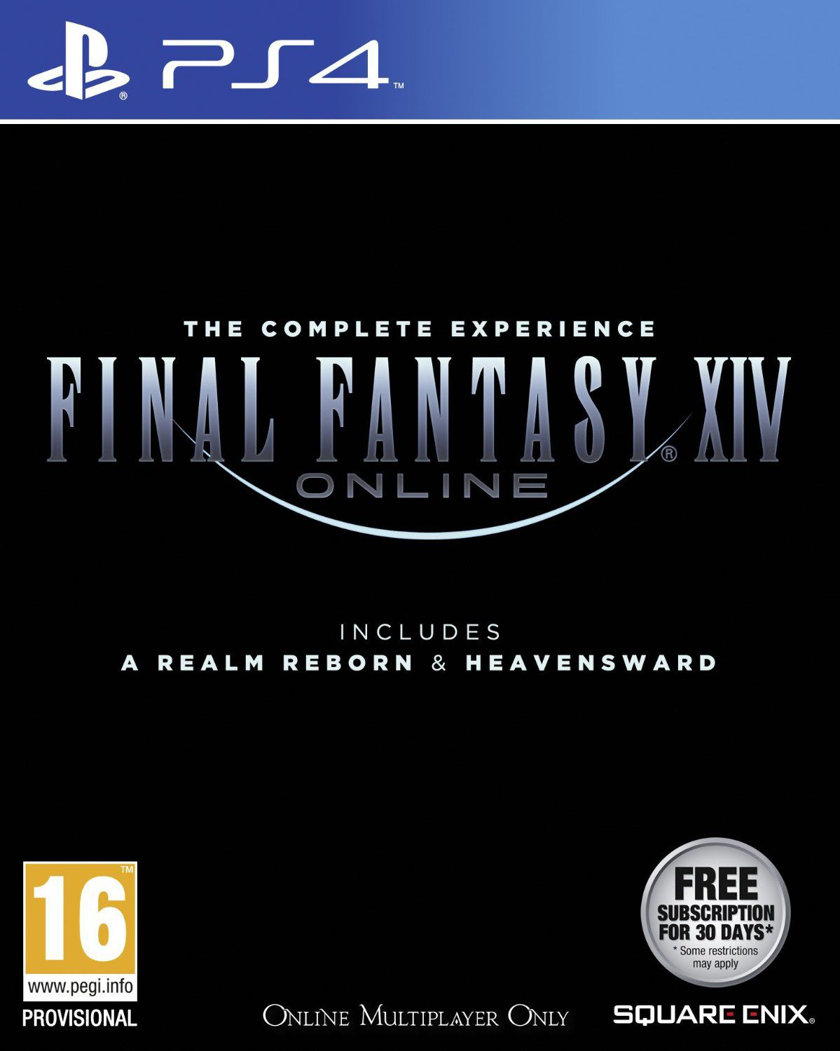 Ver Final Fantasy XIV Online Complete Experience Ps4