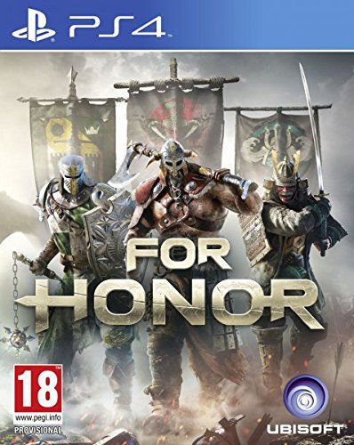 Ver For Honor Ps4