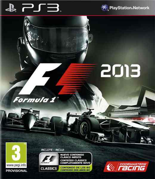 Formula 1 2013 Ps3 Bundle