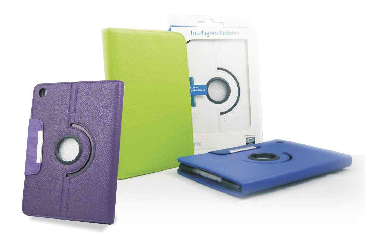 Funda I-pad Mini Rojoipad