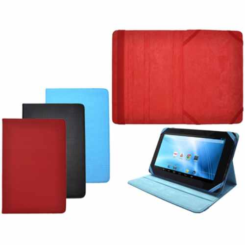 Ver Funda Piel Tablet 10 Azul Sunstech