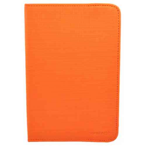 Ver Funda Piel Tablet 9 Naranja Sunstech