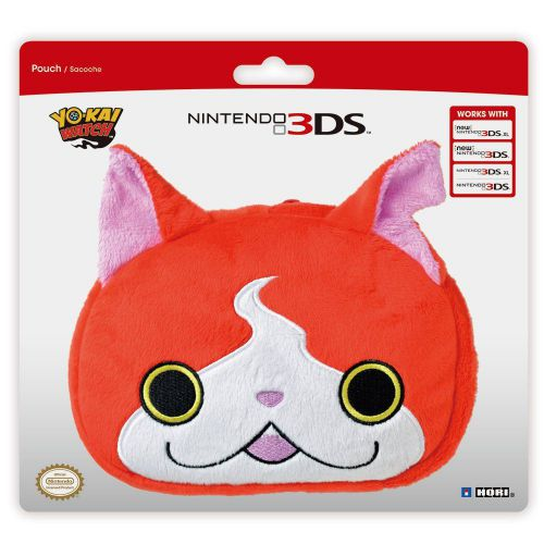 Ver Funda Felpa Yo Kai Jibanyan New 3DS XL