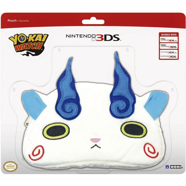 Ver Funda Felpa Yo Kai Komasan New 3DS XL