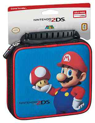 Game Traveller Hello Mario 2ds