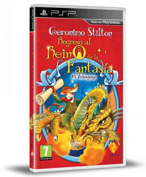 Geronimo Stilton 2 Psp