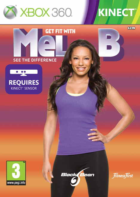 Ver GET FIT WITH MEL B STANDALONE X360 KINECT