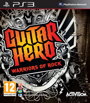 Gh Warrios Of Rock Sas Ps3
