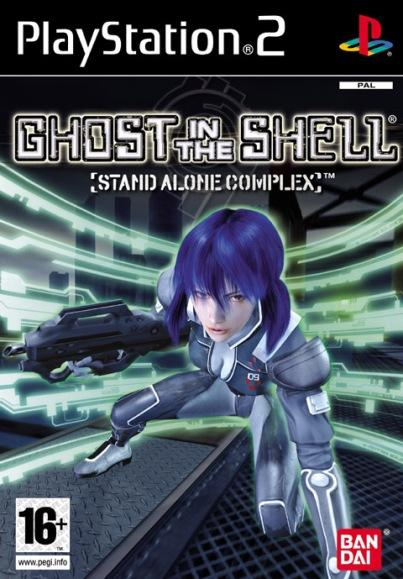 Ghost In The Shell Ps2